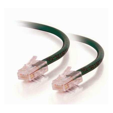 5ft Cat5E 350 MHz Assembled Patch Cable - Green