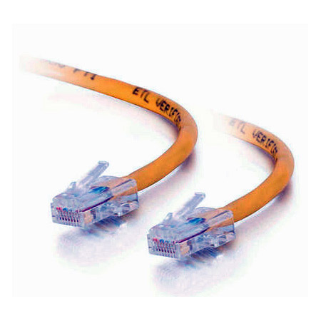 5ft Cat5E 350 MHz Assembled Patch Cable - Yellow