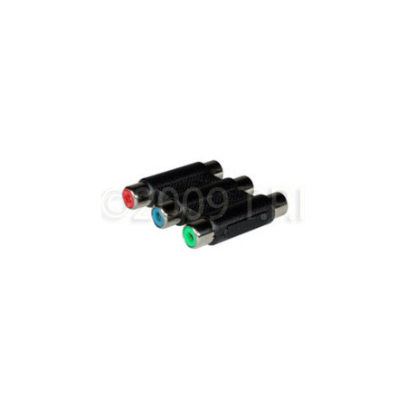 Cables To Go 40648 Component Video F/F Coupler