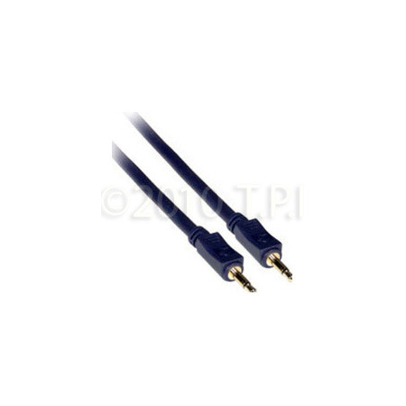 Cables To Go 40941 Velocity 3.5mm M/M Mono Audio Cable (75 Ft.)