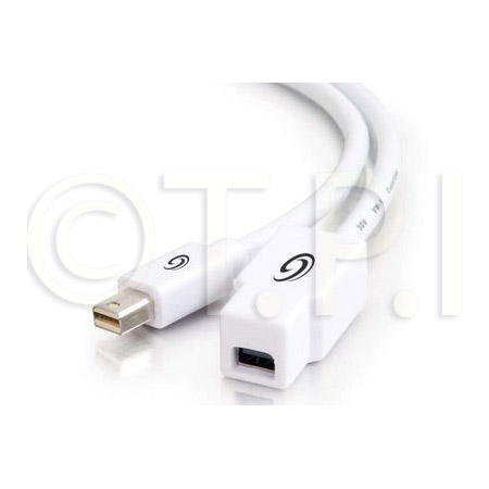 2m Mini Display PortT 1.1 Extension Cable (6.5ft)