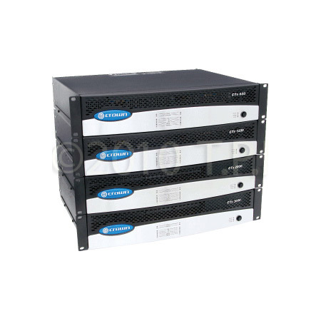 Crown CTS4200AUSPCN 2RU 4 Channel Series Amplifier