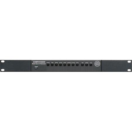 Compuvideo CV-6000N(RM) Master Sync A/V Generator (NTSC)