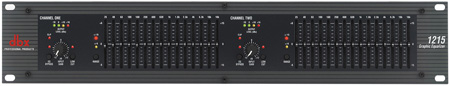 DBX 1231 Dual 31 Band Graphic Equalizer