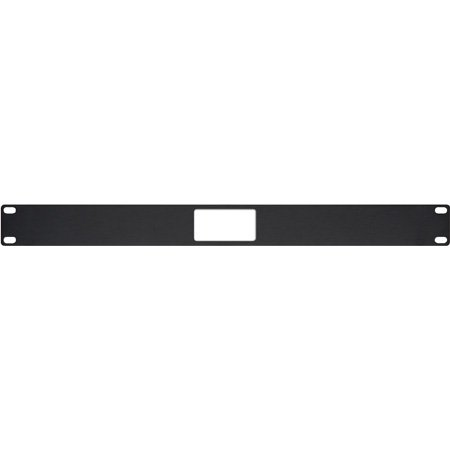 One Space Decora Panel Available to Mount Up to 4 Low-Voltage Decora Switches
