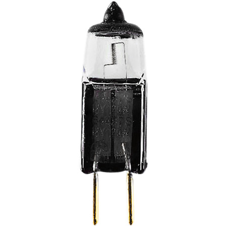 12V/100W halogen lamp.