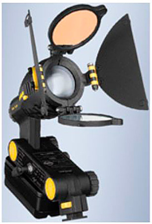 Dedolight LEDZilla Mini LED Daylight / Tungsten Camera Light (Sony Battery Shoe)