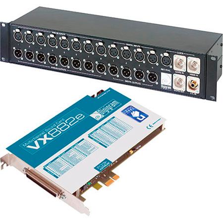 Digigram VX882e & BOB8 Combo