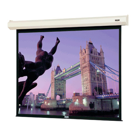 Da-Lite 40818 Cosmopolitan Electrol 9x12 Ft. Square Format Screen - Matte White