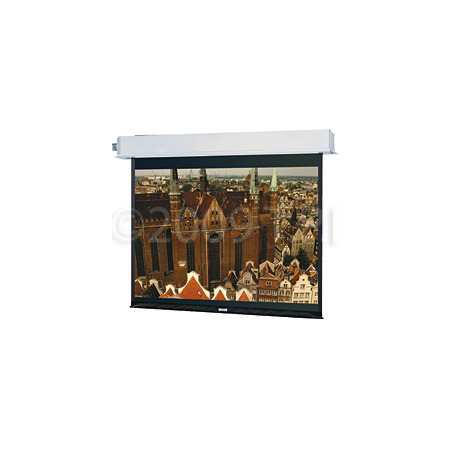 DaLite 34524 87x139 Inch Advantage Electrol Matte White Screen