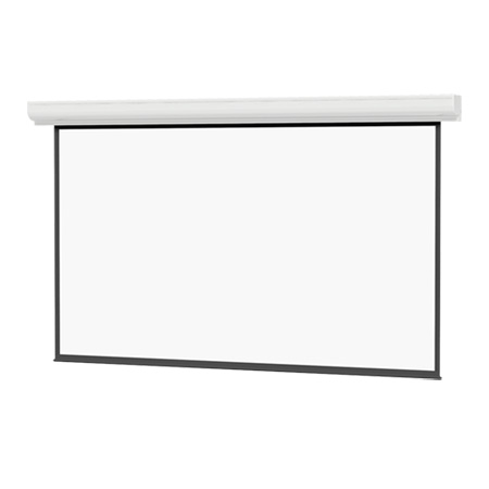 DaLite 88372LS Contour Electrol Motorized Screen 69 x 92 Inches - White