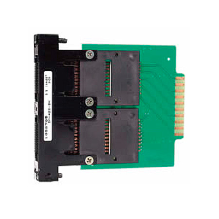 ADC-Commscope Unipatch Module RS422 10 Pin Normal Black