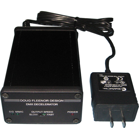 Doug Fleenor Design DMX Decelerator 5pin DMX Isolator and Re-timing Device