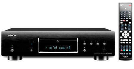 Denon DBT-3313UDCIP Blu-Ray/DVD/CD Universal Audio/Video Plyr w/ RS232-B STOCK