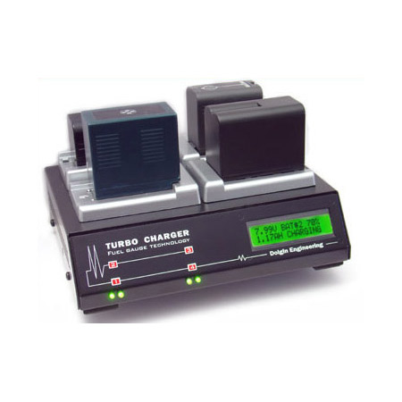 4 Position Charger with TDM - JVC