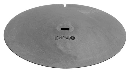 DPA BLM6000-B Boundry Layer Mount for DScreet Mic