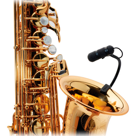DPA VO4099S d:vote4099 Instrument Mic Kit Supercardioid Sax