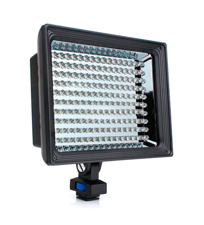 Dracast DR-LED160A-DC 5600K Daylight Light Fixture w/Charger
