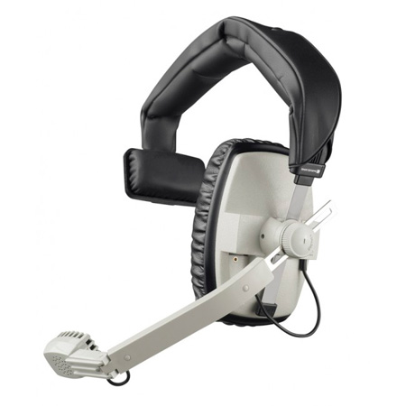 Beyerdynamic DT-108 Headset 200-50 Ohm Grey (No Cable)