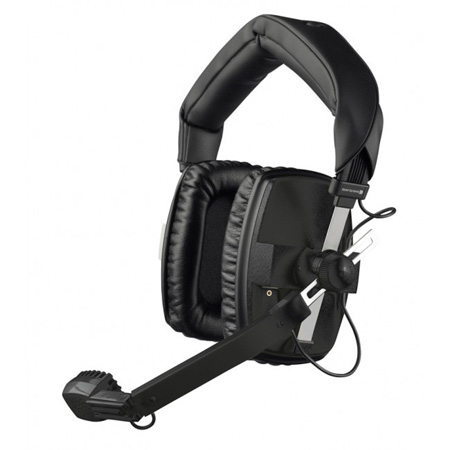 Beyerdynamic DT-109 Headset 200-50 Ohm Black (No Cable)