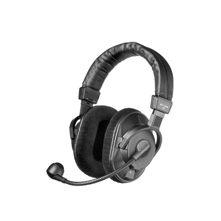 Beyerdynamic DT-290MKII 200/250 Ohms Light Headset with Dynamic Microphone