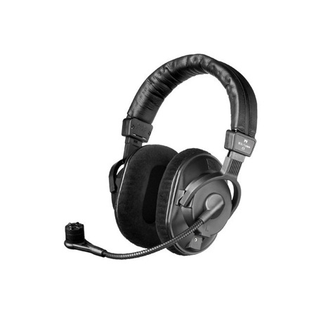 Beyerdynamic DT-297-PV-MKII-250 Headset with Cardioid Condenser Mic - 250 Ohms