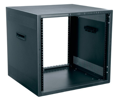 Middle Atlantic DTRK-1818 18SP/18D Desktop Rack - No Doors