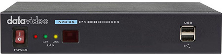 Datavideo NVD-35 IP Video Decoder