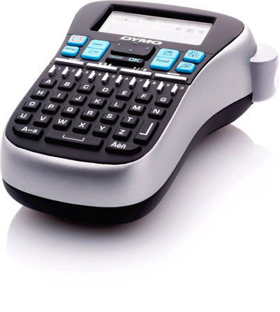 Dymo 1754490 LabelManager 260P Portable and Rechargeable Label Maker