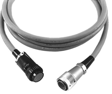 CLE to 26-Pin Male Camera Cable 50ft