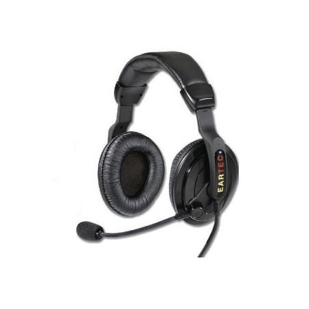 Eartec PD4XLR/F Proline Double Headset (4Pin XLR Female Connector)