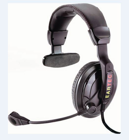 Eartec PS900 - Proline Single Headset for TD-900