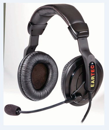 Eartec PD900 - Proline Double Headset for TD-900