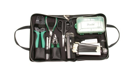 Eclipse Tools 500-023 Fiber Optics Tool Kit