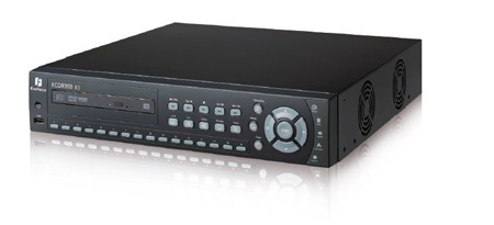 Everfocus ECOR960-16x1 - 16 Channel WD1 / 960H DVR