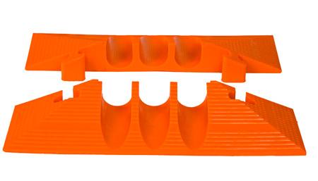 elasco guards eg3200ed end caps for 3 channel eg 3200 36 cable guard. Black Bedroom Furniture Sets. Home Design Ideas