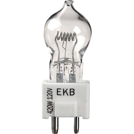 120 Volt 420 Watt Lamp with GZ9.5 Base