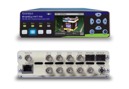 Ensemble Designs BrightEye NXT 950 4 Channel SDI Frame Sync & U/D/C