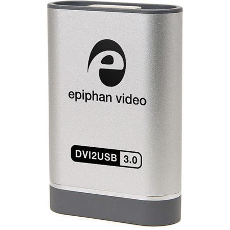 Epiphan ESP1137 DVI2USB 3.0 Portable USB Powered Video Grabber