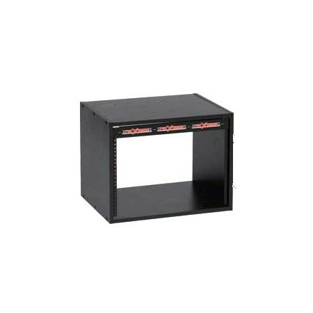 Chief ER-8 8 Space Economy Rack - Black Oak