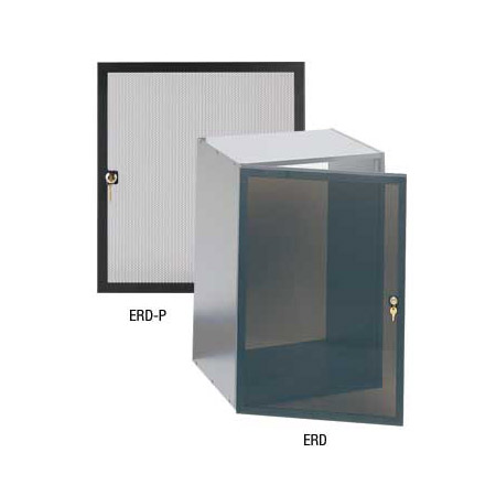 Chief ERD-16P Economy Rack Perforated Door (16 Space)
