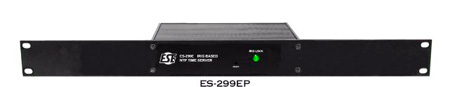 ESE ES-299EP IRIG Based NTP Time Server