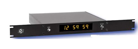 ESE ES-362U Up/Down Timer with Serial Output (Rackmount Option)- Black
