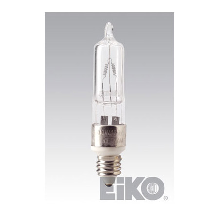 120 Volt 100 Watt Lamp with E11 Base