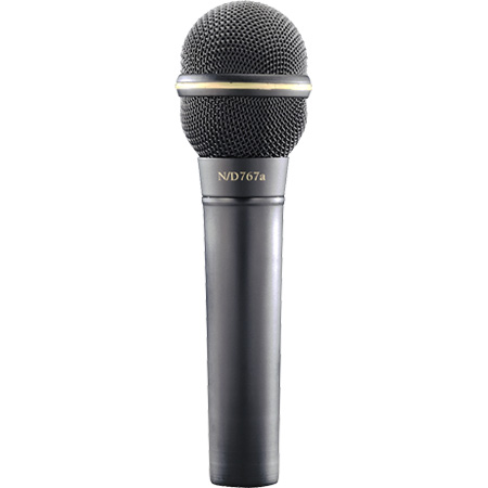 EV N/D767a Premium Dynamic Vocal Microphone