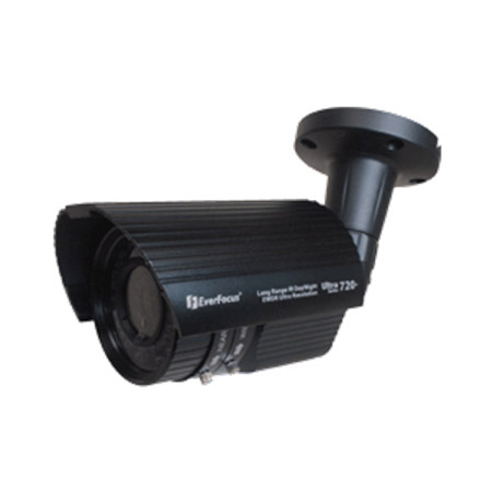 EverFocus EZ750 720 TVL Outdoor True Day/Night Bullet Camera