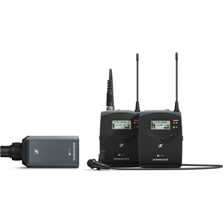 Sennheiser EW 100 ENG G4-G Portable Wireless Combo Set (566 - 608 Mhz)