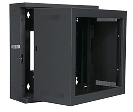 Middle Atlantic EWR-10-17 EWR Series 10 Space 17 Deep Wall Mount Rack