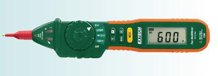 Extech Instruments 381676A Pen Multimeter w/Non-Contact Voltage Detect
