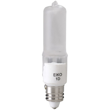130 Volt 500 Watt Frosted Lamp with E11 Base